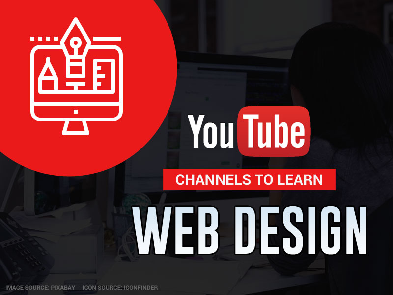 Best YouTube channels to learn web design
