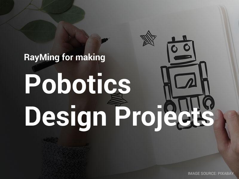 robotics design projects