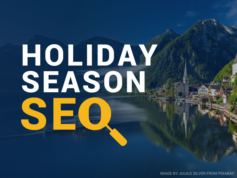 Holiday season SEO
