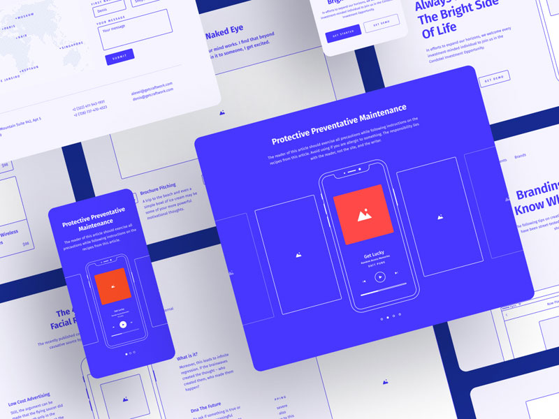 Best Sketch Wireframe Kits