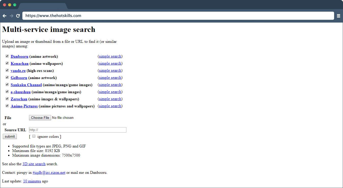 iqdb-image-search-tool