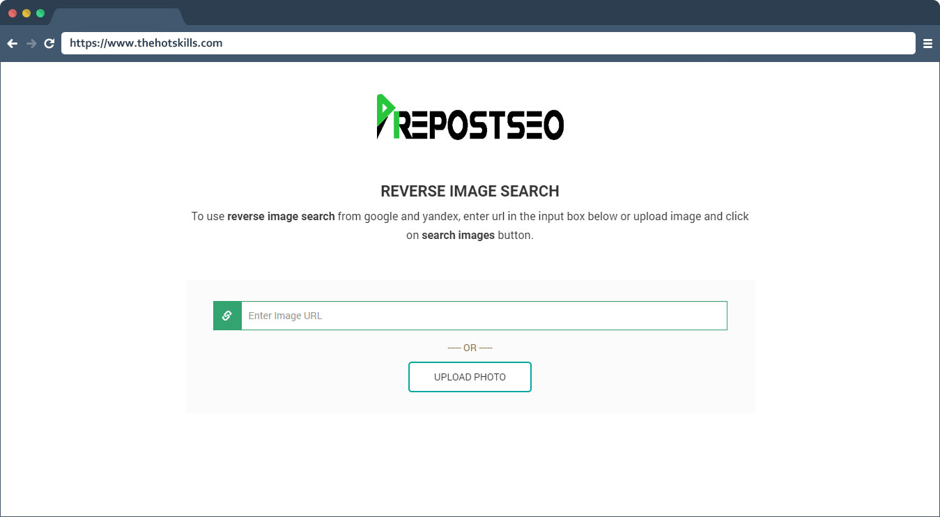 image search tool