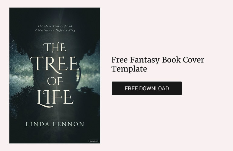 Free Fantasy eBook Cover Template