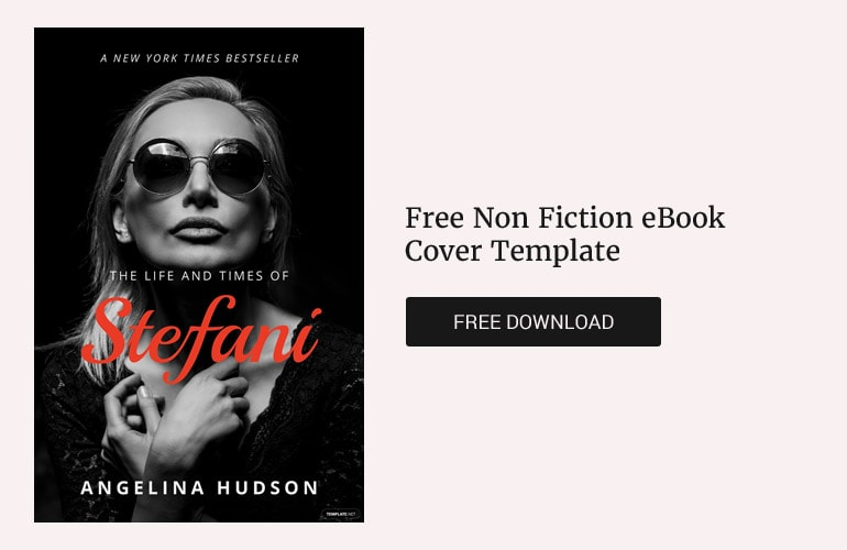 Free Non-Fiction eBook Cover Template