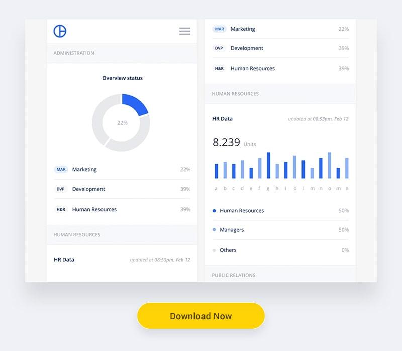 Mobile Crypto UI Kit