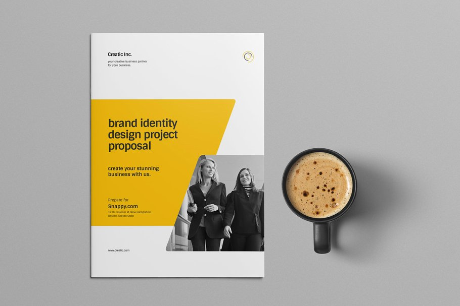 business proposal template word doc free