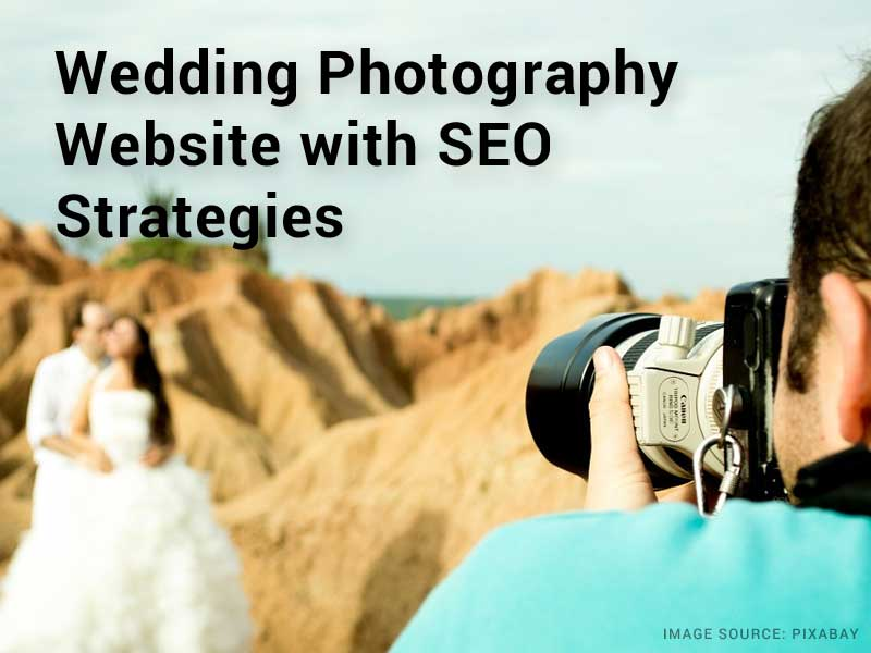 wedding photography sites seo