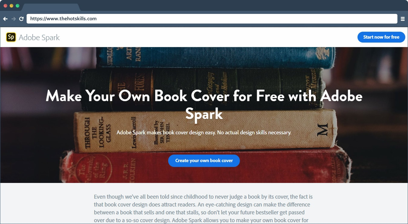 Ebook Cover Maker Generator Tools Free Easy To Use Thehotskills