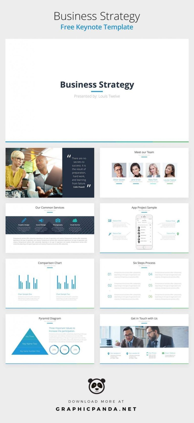 Image Titled: keynote templates free download 18