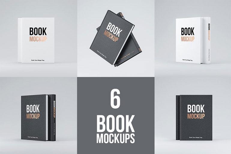 ebook mokcup template