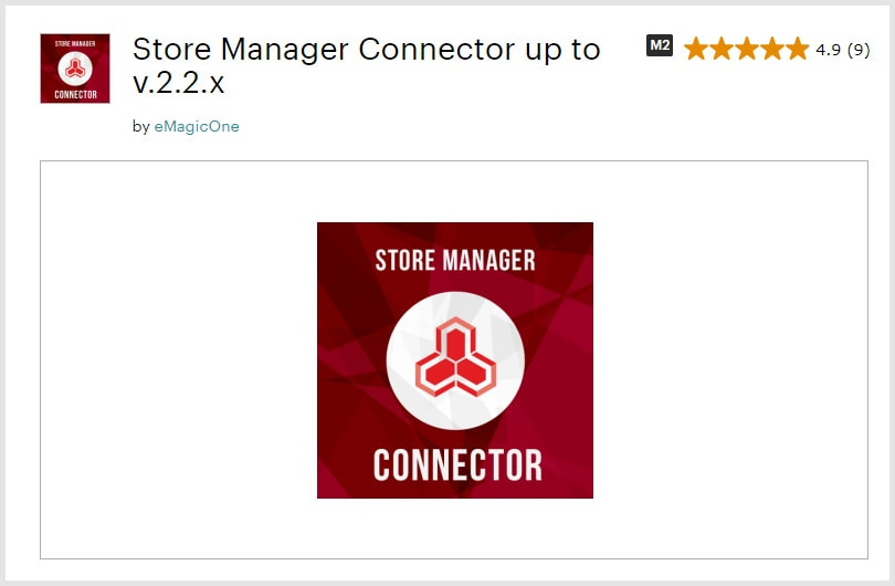 Store Manager Connector Free Magento 2 Extensions