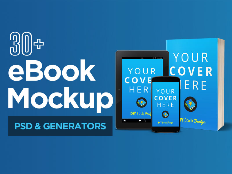 eBook Mockups