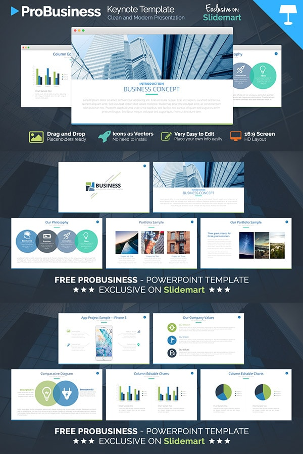 Image Titled: keynote templates free download 2