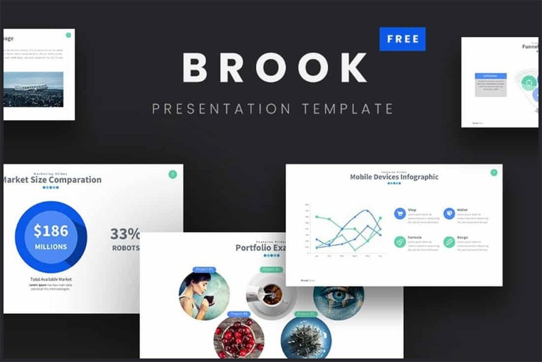 Image Titled: keynote templates free download 15