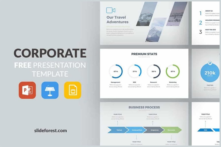 Image Titled: keynote templates free download 16