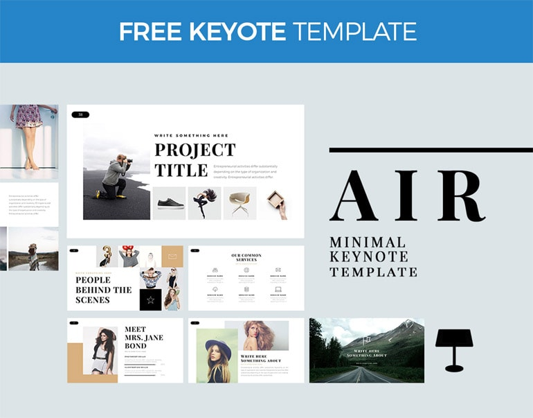Image Titled: keynote templates free download 14