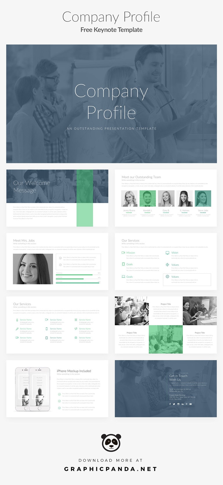 Image Titled: keynote templates free download 7