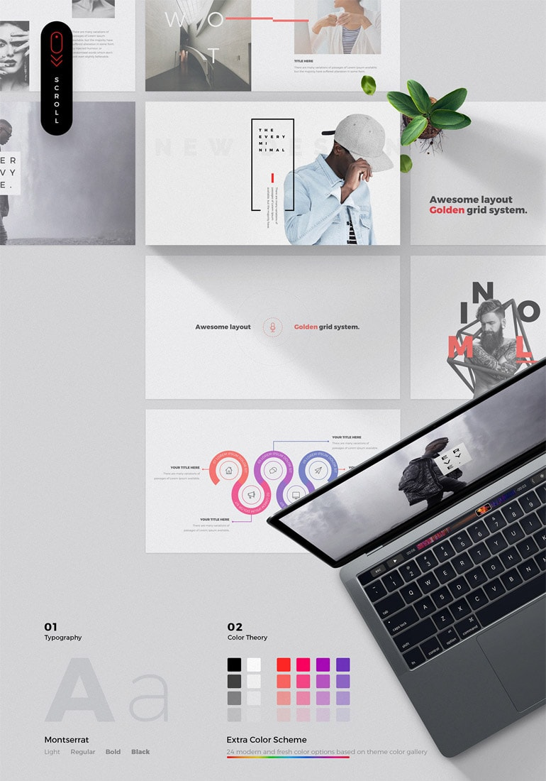Image Titled: keynote templates free download 3