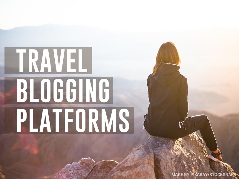 travel blogging platforms