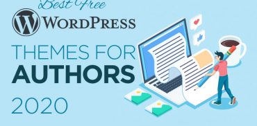 Best Free WordPress Themes for Authors