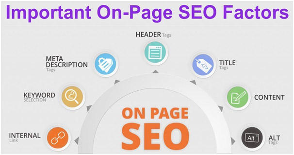 important on-page seo factors